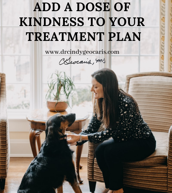 Add a Dose of Kindness in Healthcare