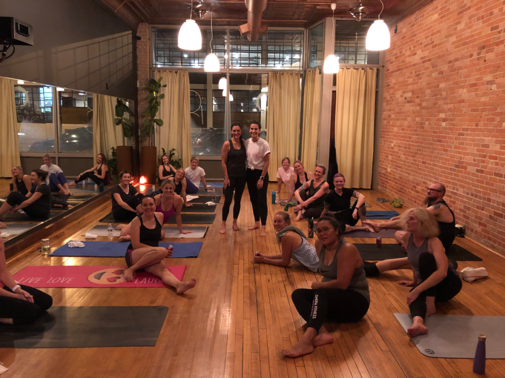 Breast Health Yoga with Jaci Stempski at GRACE Yoga Studio,