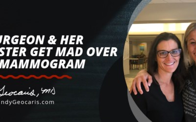 Surgeon & Her Sister Mad Over a Mammogram